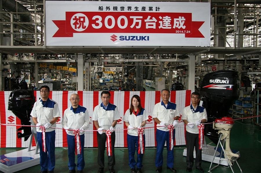 suzuki outboard year identification
