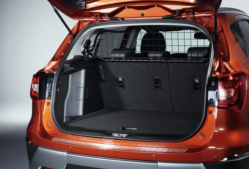 Suzuki Sx Cross Cargo Cover