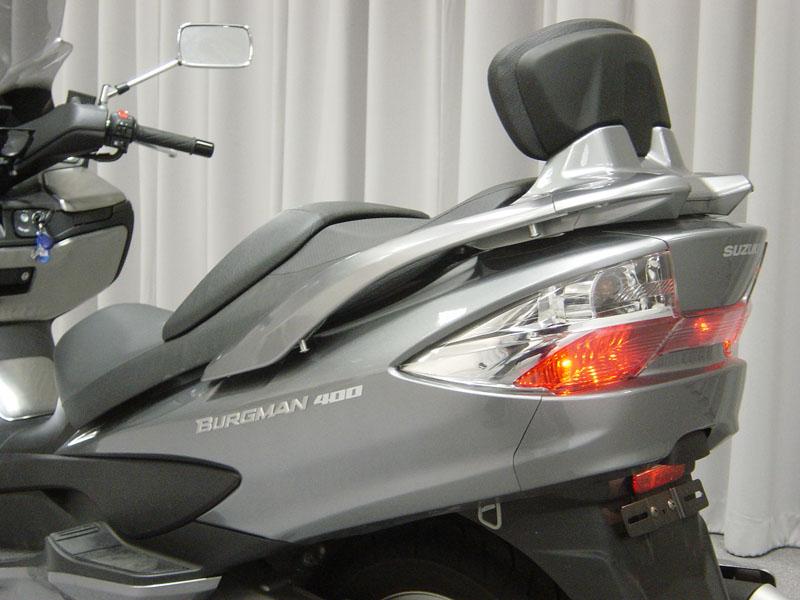 K7- - Burgman 400 - Scooter - Motorcycle - Suzuki Motor