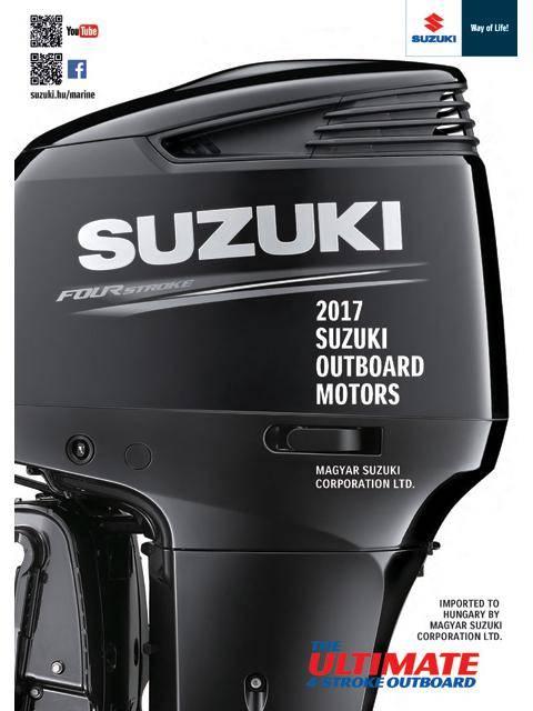 Suzuki Outboard Motor Dealership