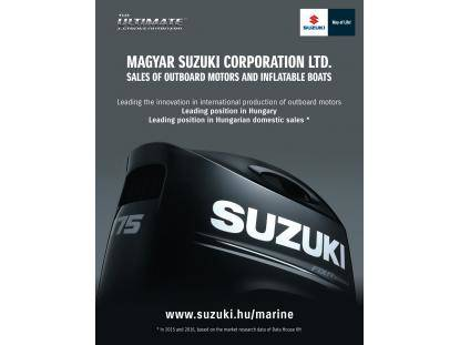 SUZUKI MARINE – LEADING POSITION IN HUNGARY