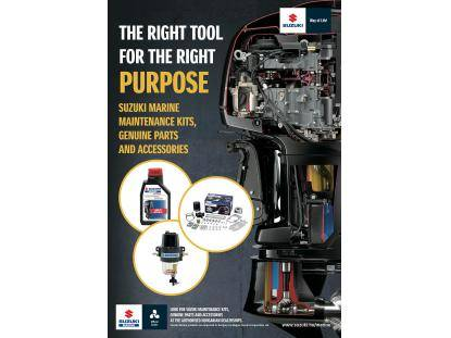 SUZUKI MARINE MAINTENANCE KITS, GENUINE PARTS AND ACCESSORIES