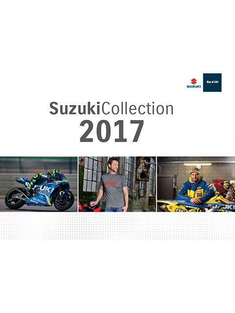 Suzuki Boutique Catalog 2017