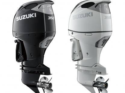 SUZUKI UNVEILS THE MAXIMUM 350-HORSEPOWER DF350A OUTBOARD