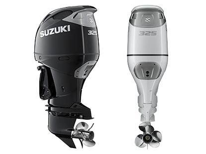 ANOTHER REVOLUTION IN INNOVATION – SUZUKI LAUNCHES NEW DF325A OUTBOARD