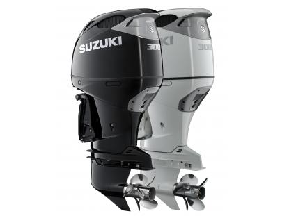 SUZKI UNVEILS THE ALL-NEW DF300B OUTBOARD