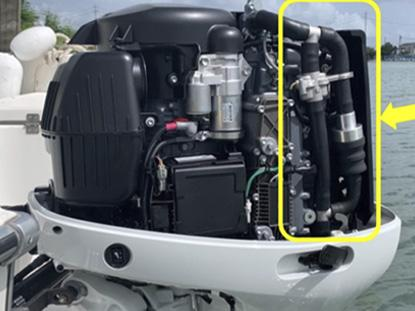 SUZUKI DEVELOPS THE WORLD'S FIRST MICRO-PLASTIC COLLECTING DEVICE FOR OUTBOARD MOTOR