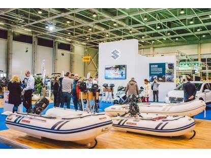 BUDAPEST BOAT SHOW 2015 - HUNGEXPO