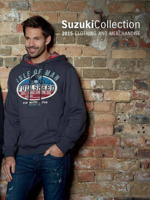 Suzuki Clothing and Accessories Catalog 2015