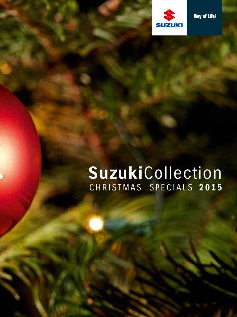 Suzuki Collection Christmas Specials 2015