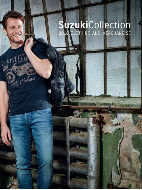 Suzuki Clothing and Accessories Catalog 2016