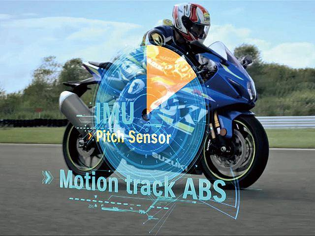 Motion Track TCS (Traction Control System)