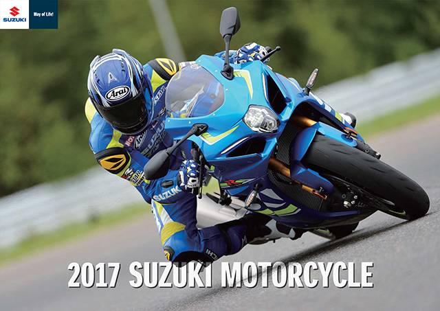 2017 Suzuki Motorcycle