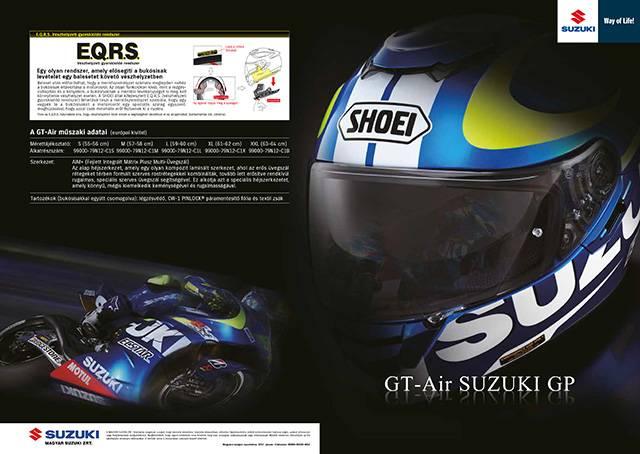 SHOEI - GT-Air - ECSTAR