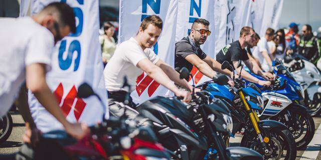 Suzuki ORFK-OBB Biker Fest – A really big hit