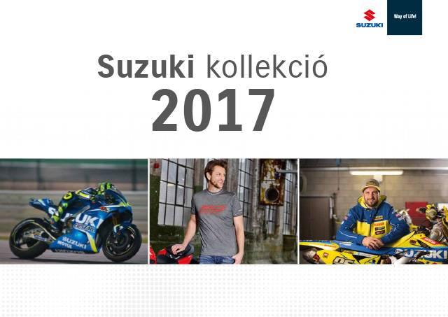 Suzuki kollekció 2017