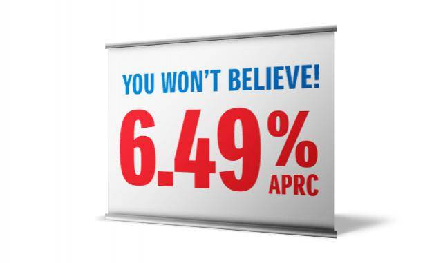 You won't believe! APRC 6.49%