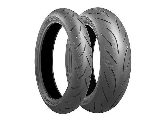 New tires that provide solid grip