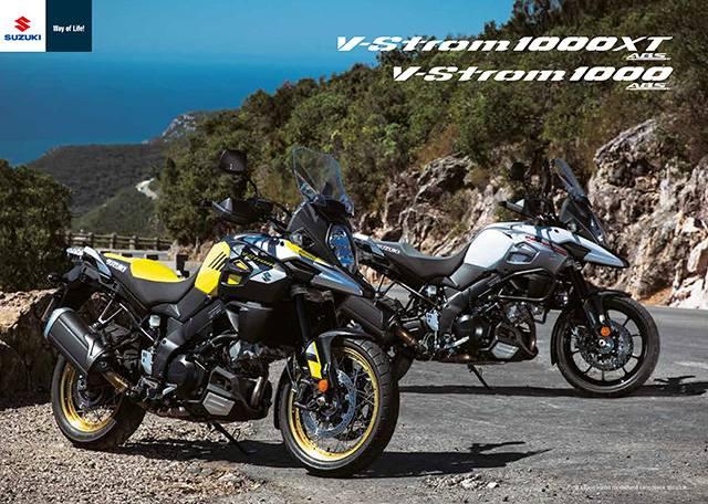 V-Strom 1000/XT ABS 2017