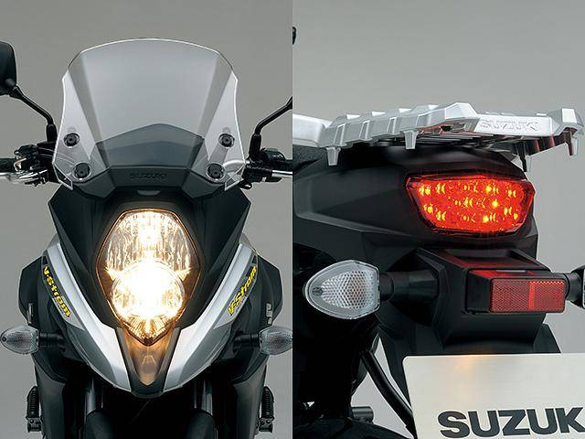 Head Light and Tail Lamp