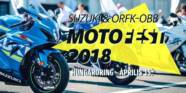 SUZUKI MOTOFEST - Where we always have fun!