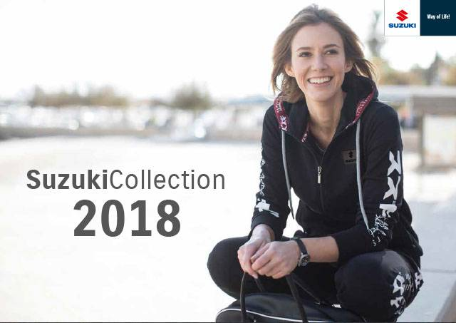 Suzuki boutique collection 2018