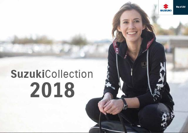 Suzuki boutique collection 2018
