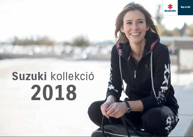 Suzuki butik kollekció 2018
