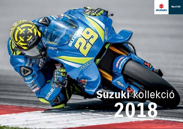 Suzuki kollekció 2018