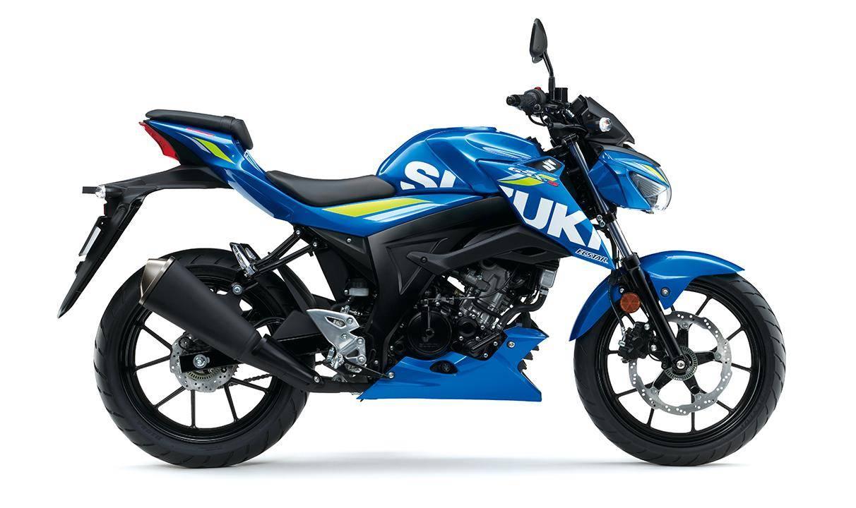 Gsx S125 Abs Suzuki Motor Magyar Suzuki Zrt