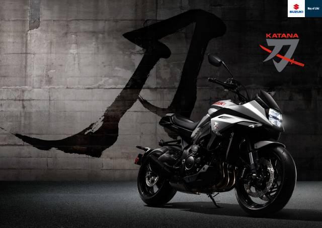 2019 Suzuki Motorcyle