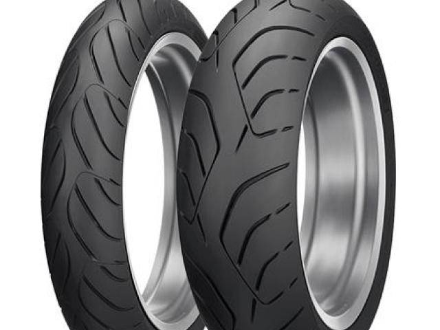 New Dunlop Tyres