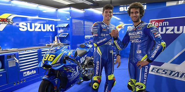 MotoGP – Suzuki comes with renewed strength