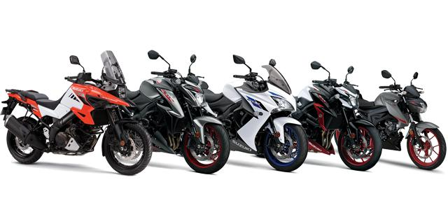 New colors are coming in next year's motorcycle offering