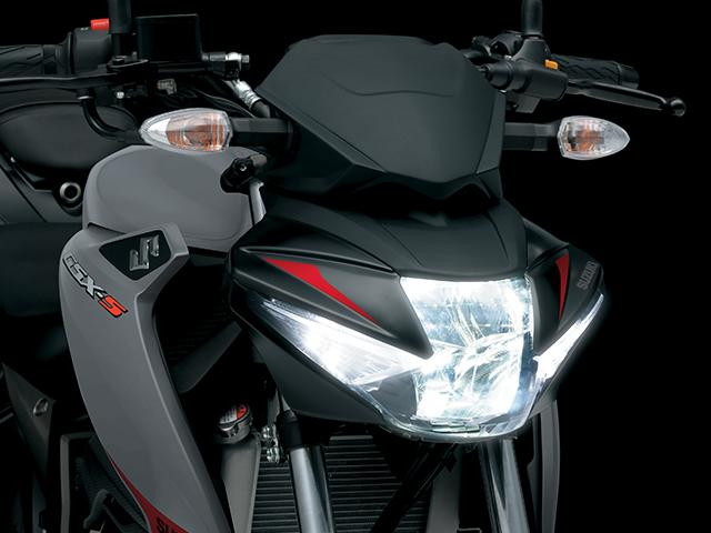 LED headlights and LED position lights