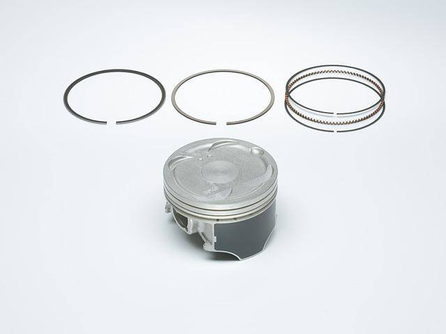 Newly designed pistons & rings